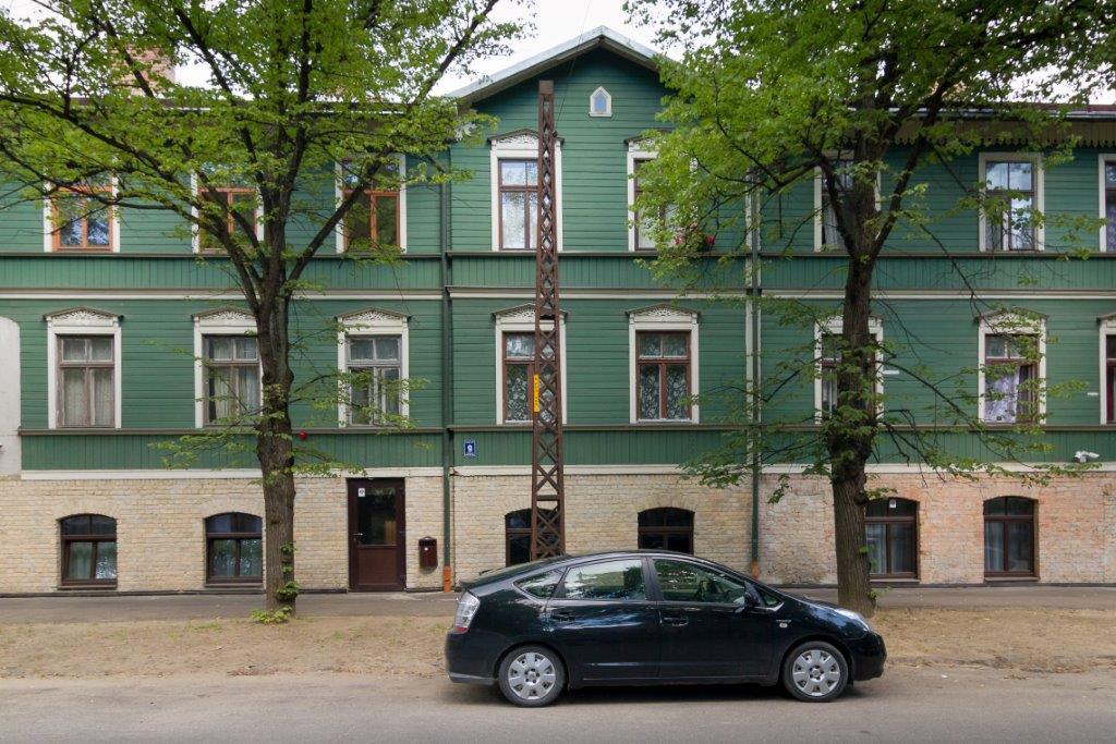Rīga, Liepājas iela 9