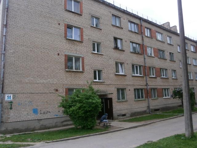 Jēkabpils, Ķieģeļu iela 11