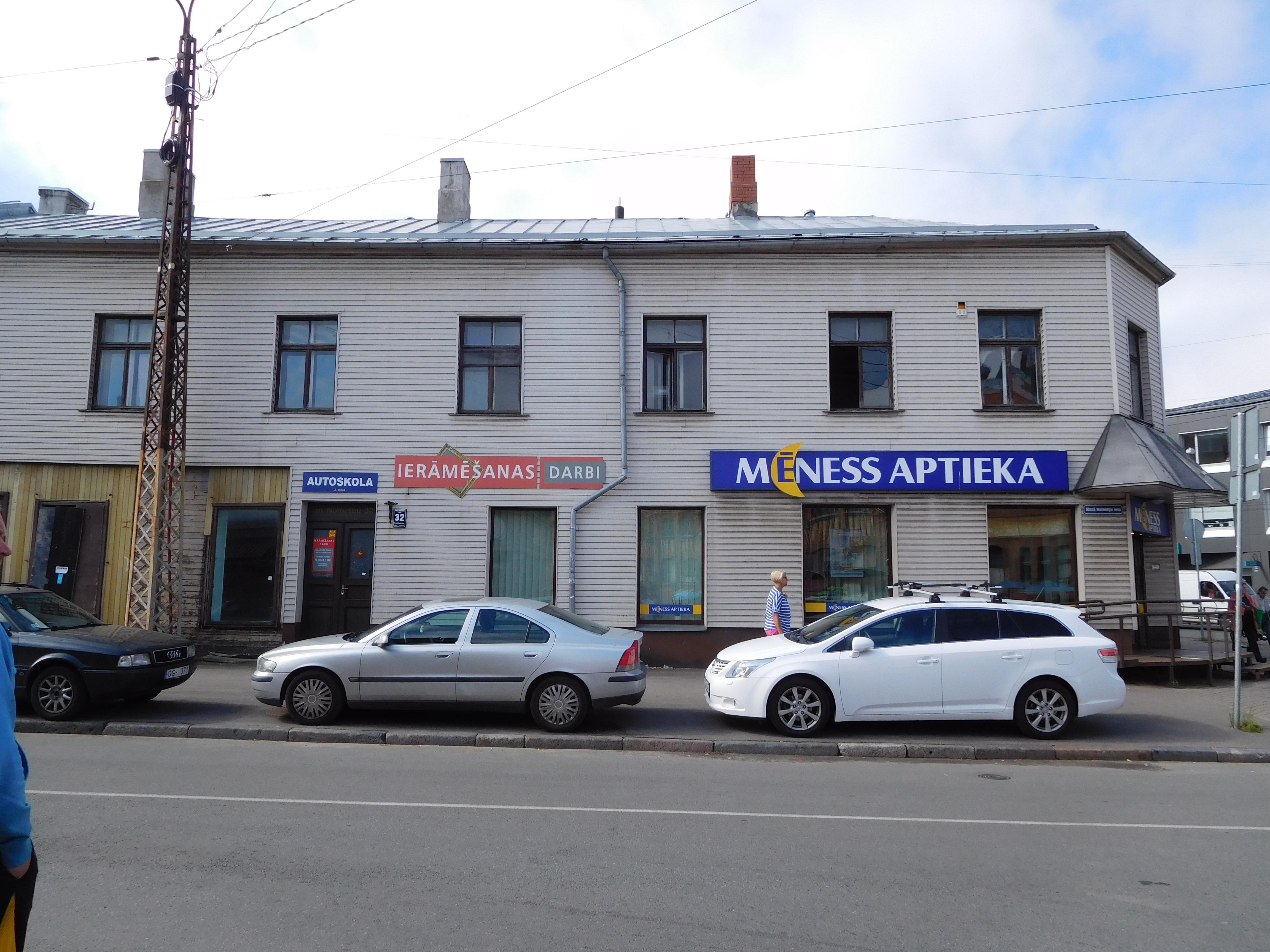Rīga, Mazā Nometņu iela 32