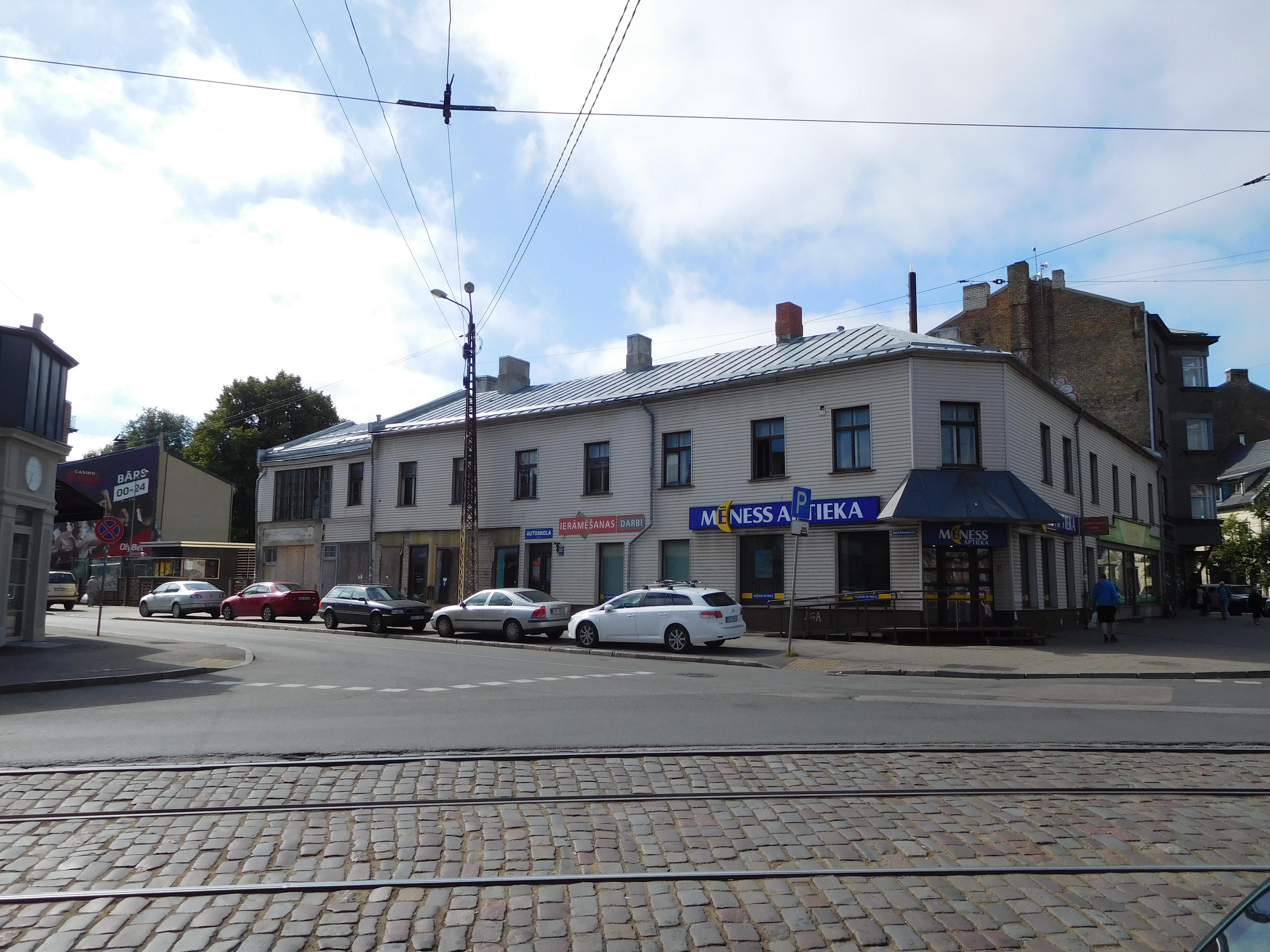 Rīga, M.Nometņu iela 32