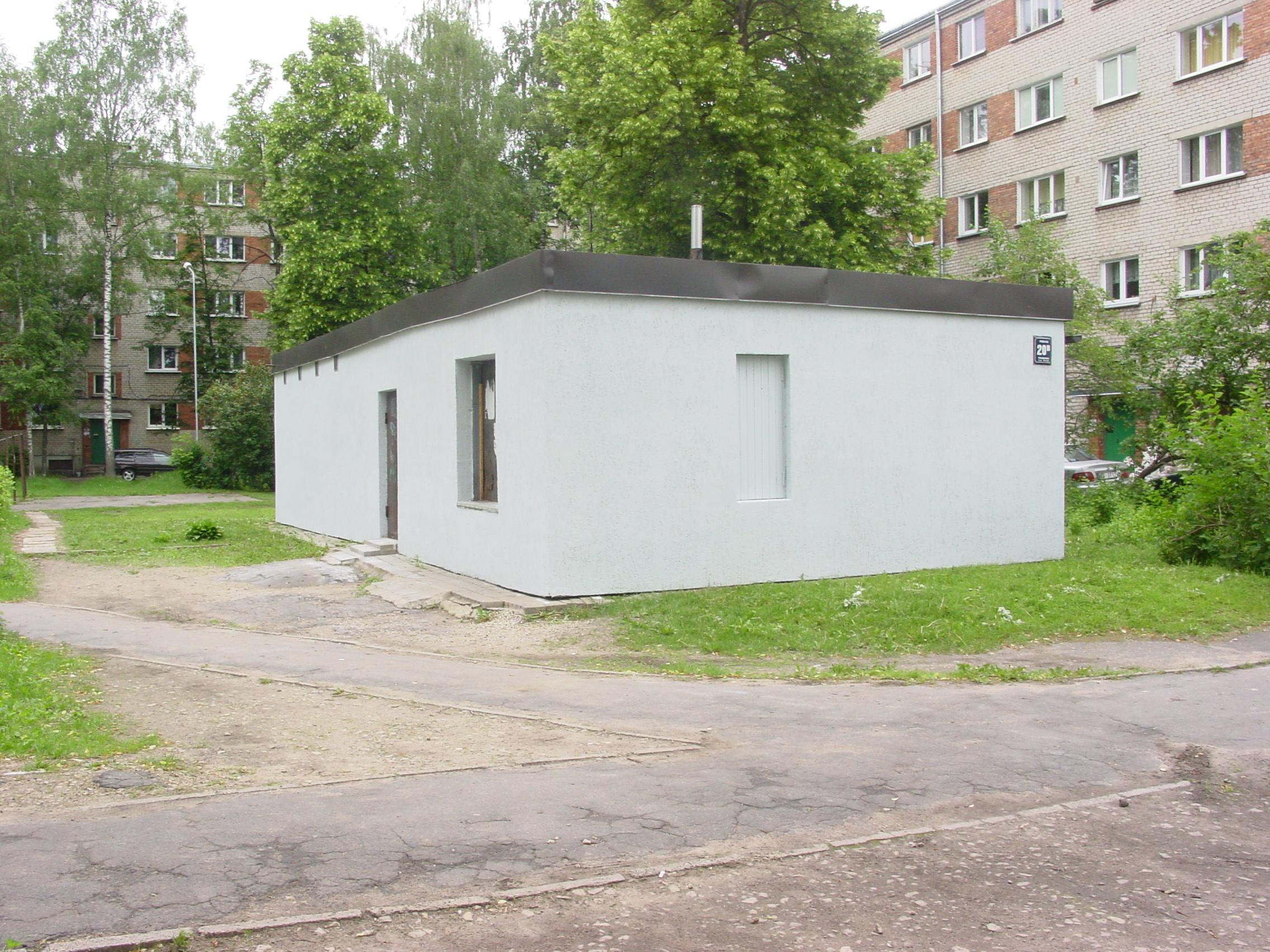Rīga, Prūšu iela 20B
